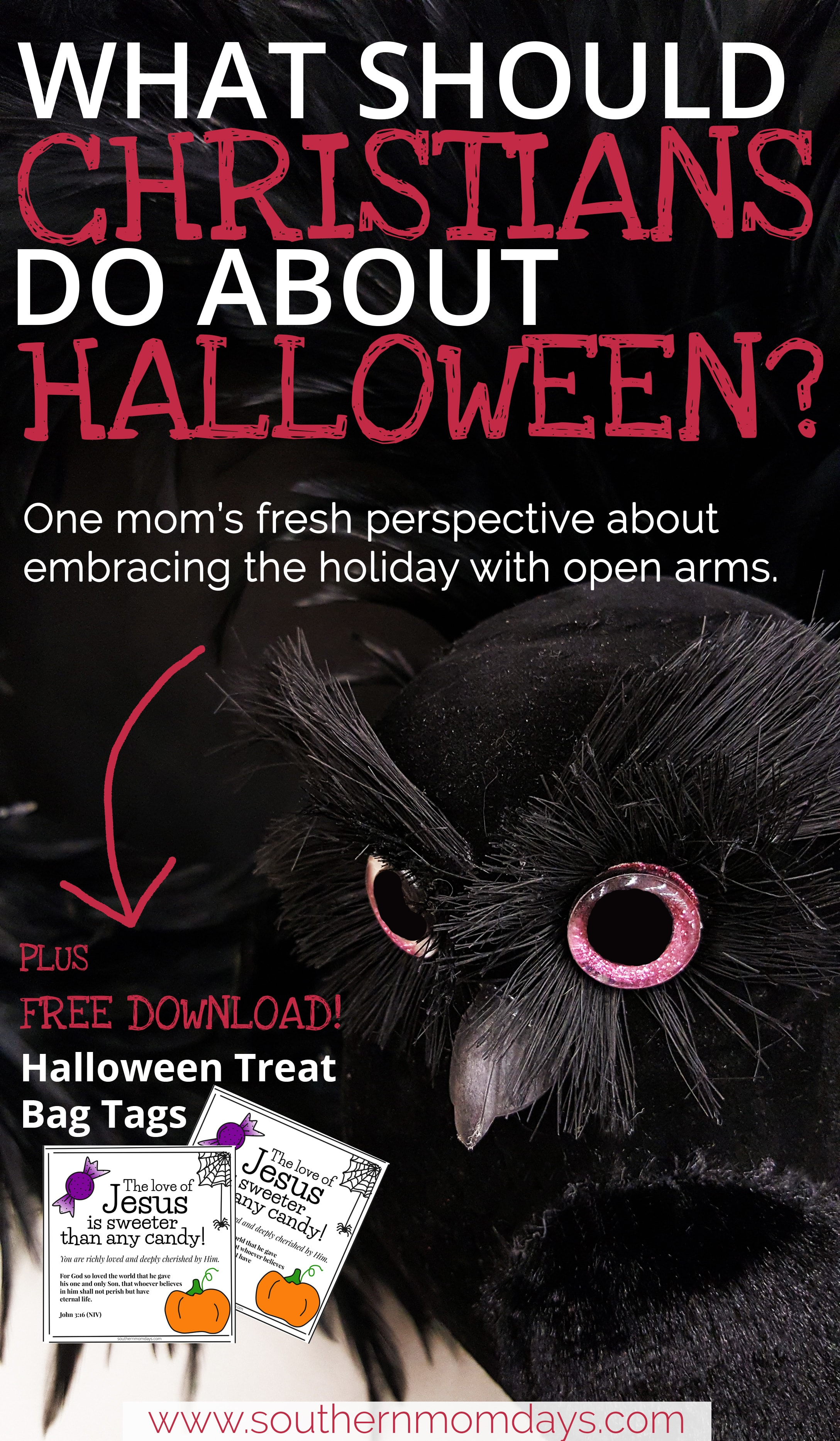 what should christians do about halloween? - southern momdays