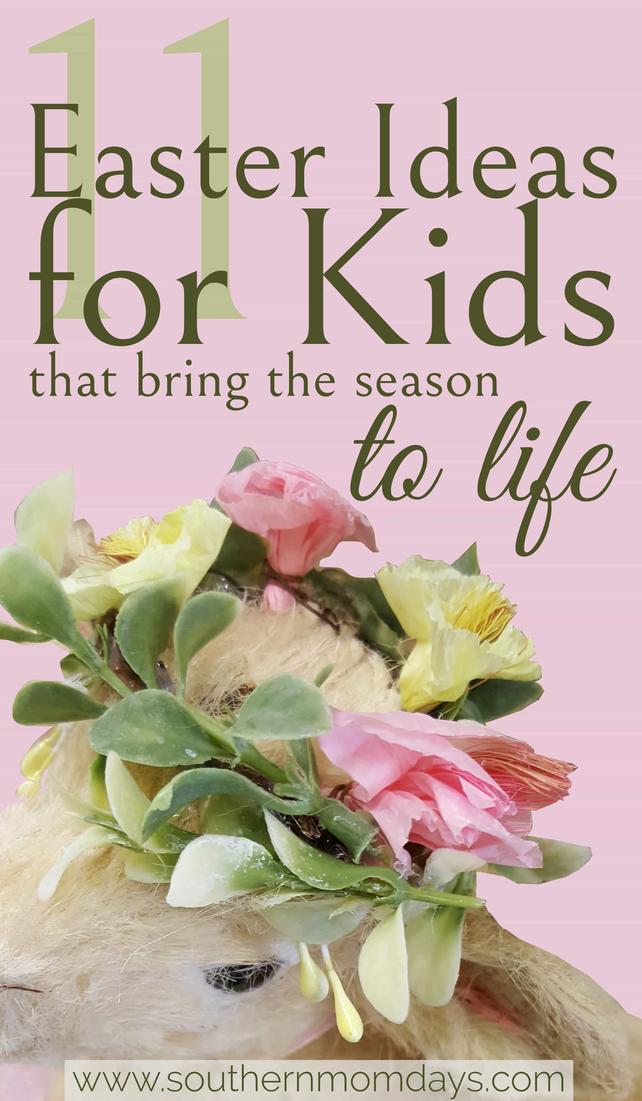 11 easter ideas for kids that bring the season to life southern 11 easter ideas for kids that bring the season to life featured on the southern negle Choice Image